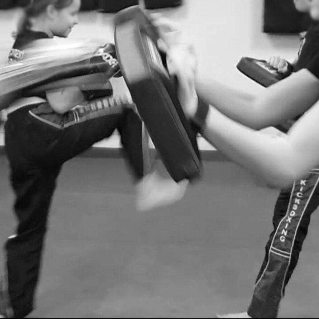 Kickboxning barngrupp